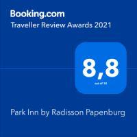 Traveller Review Award 2021 Booking